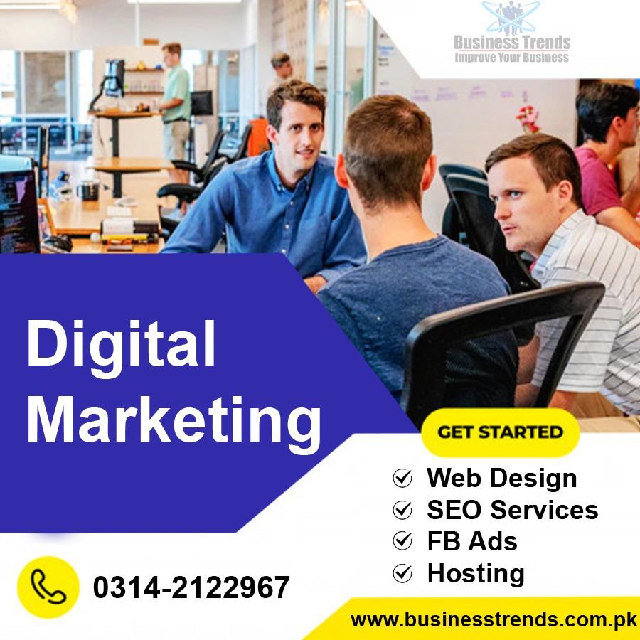 Digital Marketing Diploma In Karachi